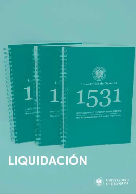 Catálogo de liquidaciones